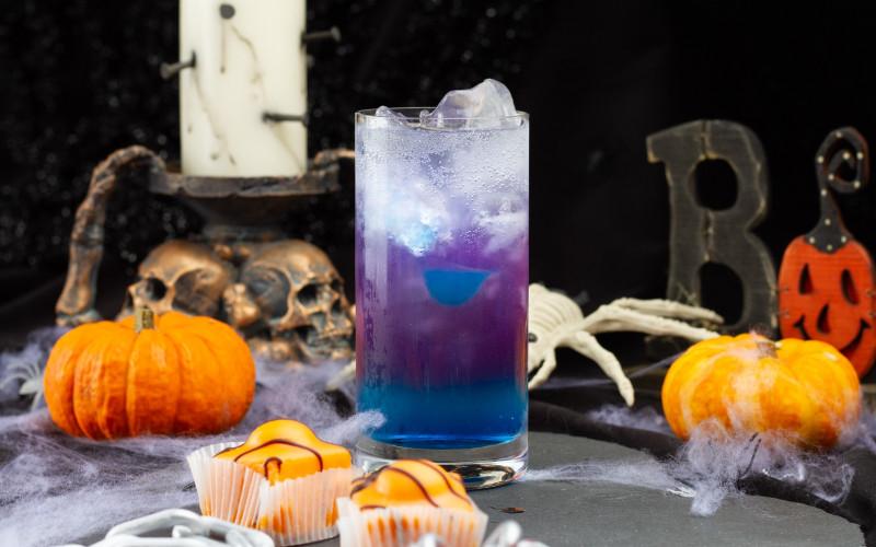 Witches Brew - Halloween Hard Seltzer Cocktail