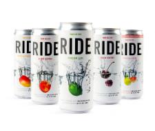RIDE - Hard Seltzer Mixed Case