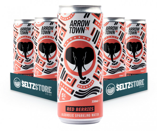 Arrowtown - Red Berries Hard Seltzer Multipack