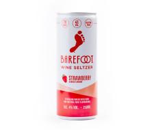 Barefoot - Strawberry / Guava Seltzer - 250ml
