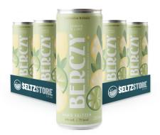 Berczy - Lemon & Lime Hard Seltzer Multipack