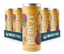Berczy - Passionfruit & Tumeric Hard Seltzer Multipack