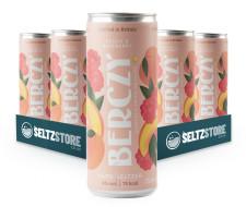 Berczy - Peach & Raspberry Hard Seltzer Multipack