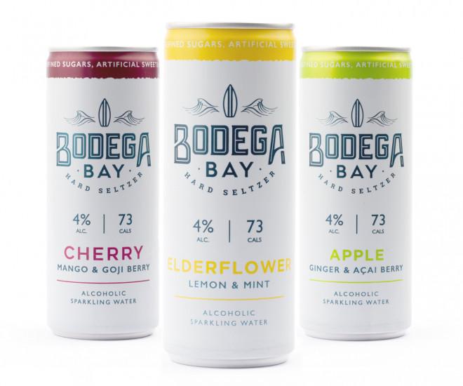 Bodega Bay - Hard Seltzer Mixed Case