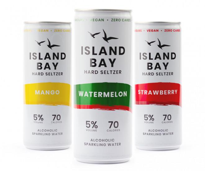 Island Bay - Hard Seltzer Mixed Case