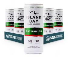 Island Bay - Watermelon Hard Seltzer Multipack
