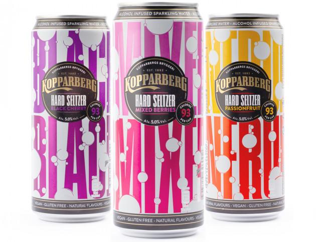 Kopparberg - Hard Seltzer Mixed Case