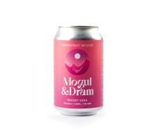 Mogul & Dram Whisky Soda - Grapefruit Infused - 330ml