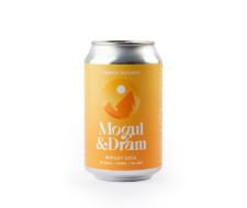 Mogul & Dram Whisky Soda - Lemon Infused - 330ml