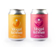 Mogul & Dram - Mixed Whisky Soda / Seltzer Case