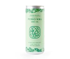 Percival & Co - Apple & Mint - 250ml