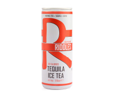 Riddles Tequila Ice Tea - 250ml |