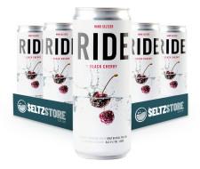 Ride - Black Cherry Hard Seltzer Multipack