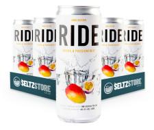 Ride - Mango & Passionfruit Hard Seltzer Multipack