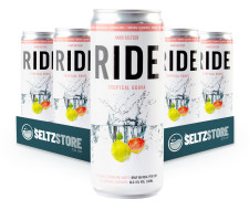 Ride - Tropical Guava Hard Seltzer Multipack