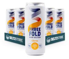 Three Fold - Citrus Hard Seltzer Multipack