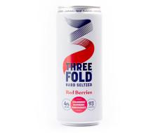 Three Fold - Red Berries - 330ml