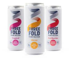 Three Fold - Hard Seltzer Mixed Case