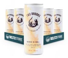 Two Brooks - Mango Hi-Ball Hard Seltzer Multipack