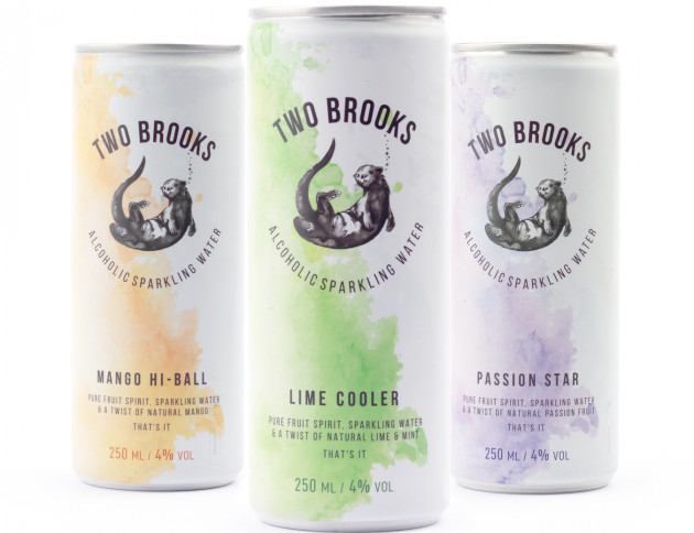 Two Brooks - Hard Seltzer Mixed Case